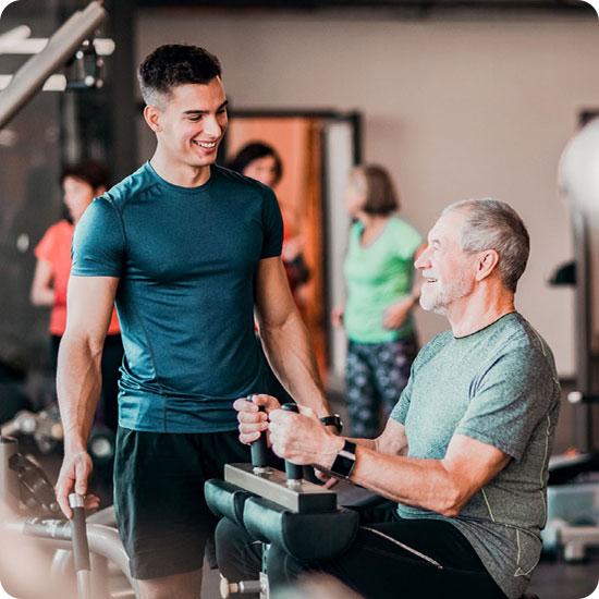 Fitnesssample Kurs