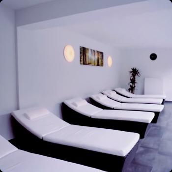 Sauna & Wellnessbereich